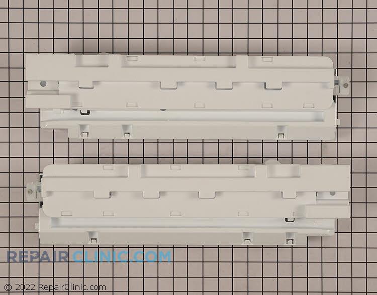 Left & Right Slide Rails