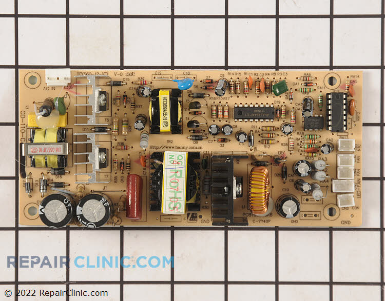 Main Control Board 0488W.12 Alternate Product View