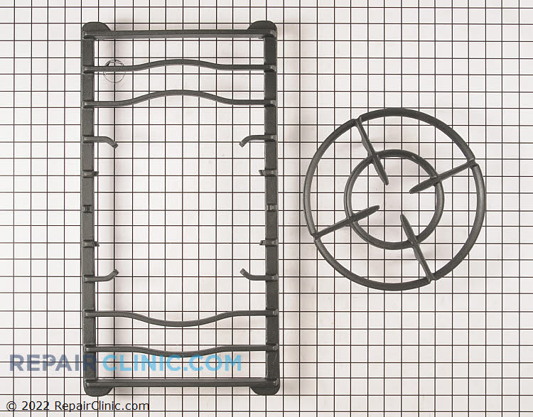 Burner Grate 9760490         Alternate Product View