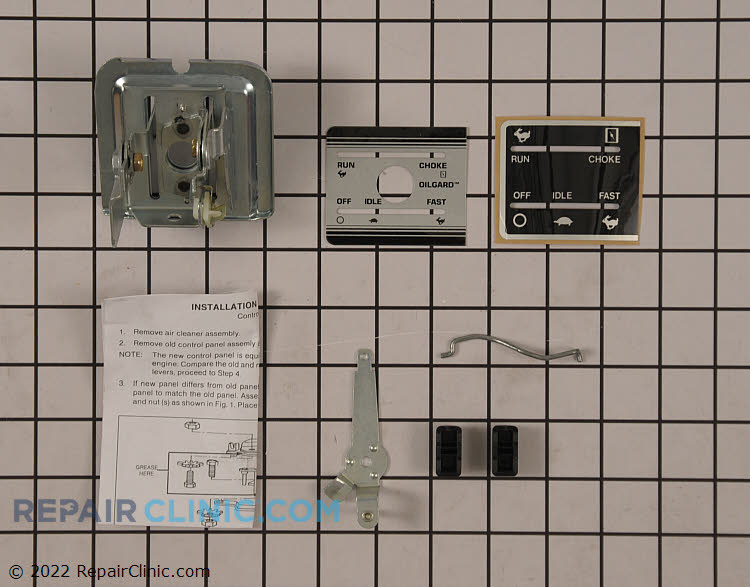 Panel-speed control