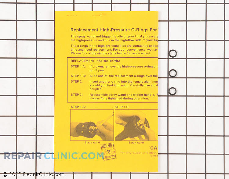 O-Ring 31160301G Alternate Product View