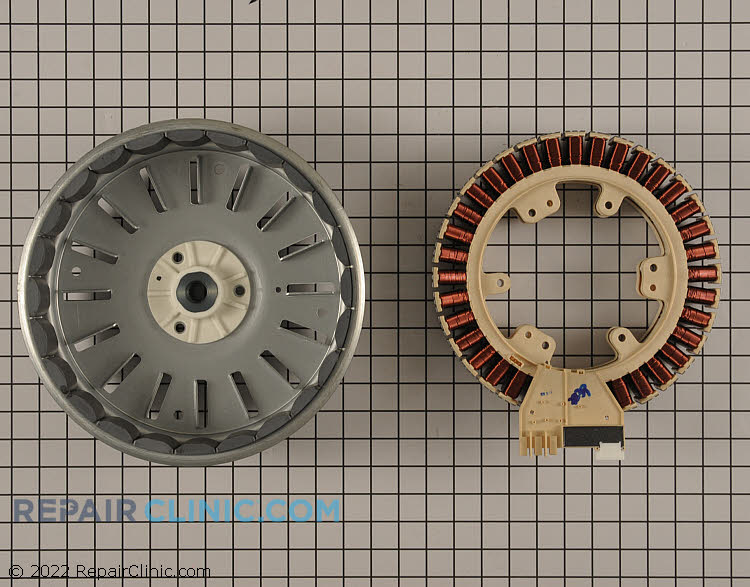 Rotor and Stator Kit DC31-00049A Alternate Product View