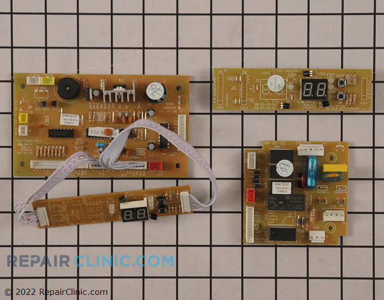 Main Control Board DG3-92 Alternate Product View