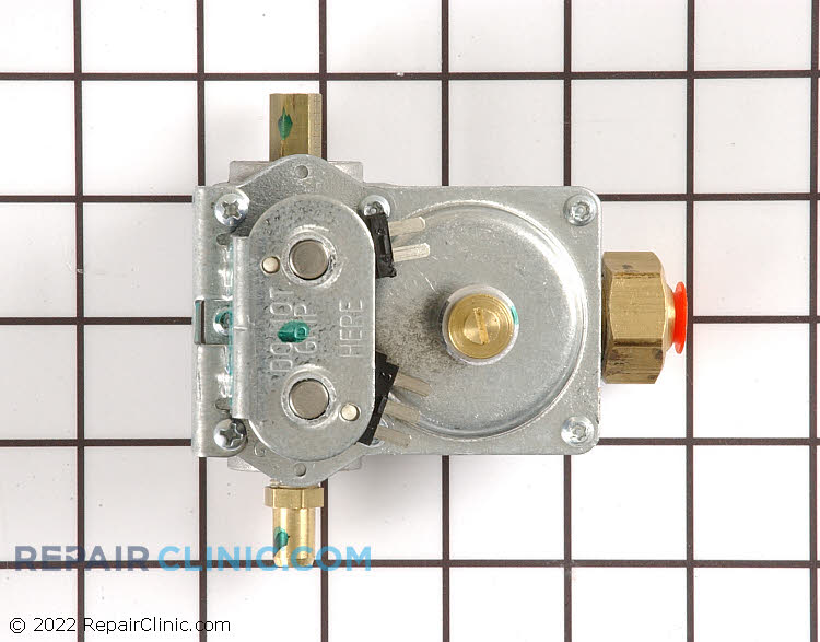 Gas Valve Assembly WP307927 Alternate Product View