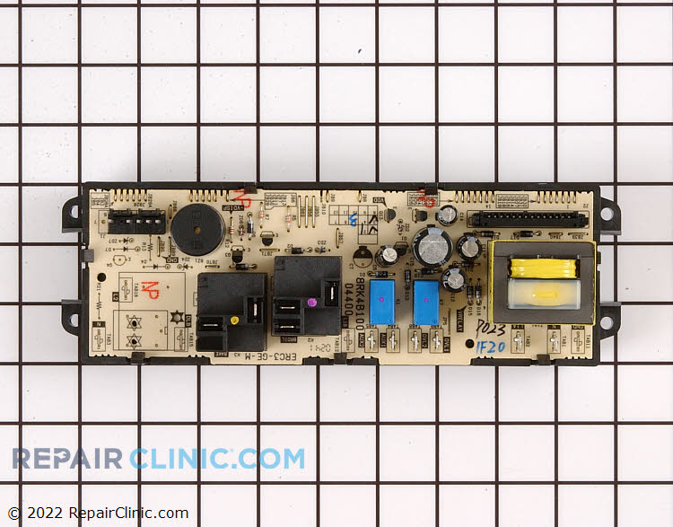 Oven Control Board WB27T10272 Alternate Product View