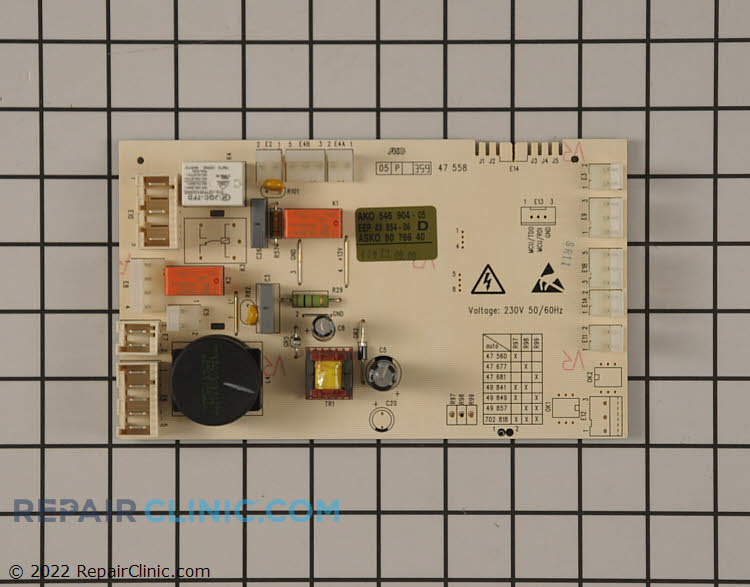 Main Control Board 8076640         Alternate Product View