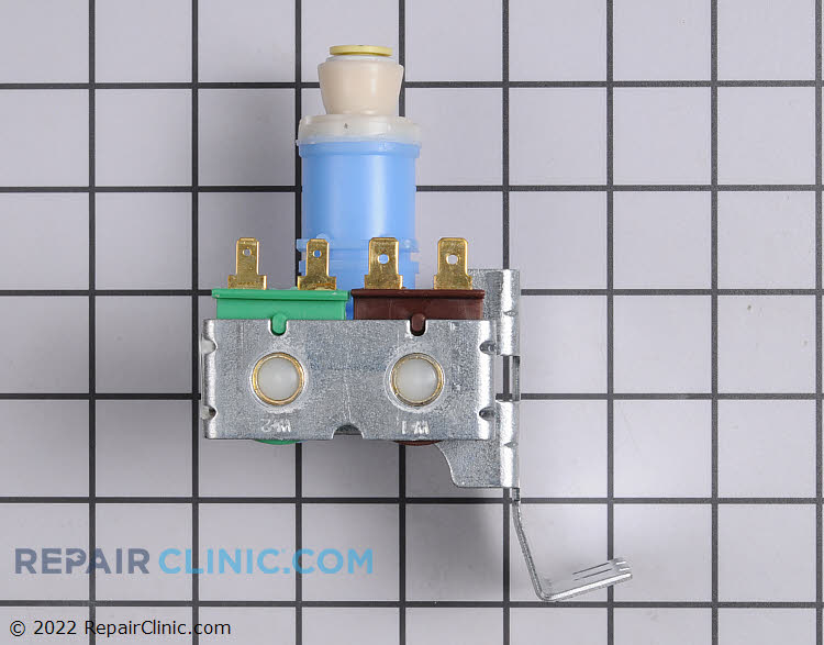 Water Inlet Valve WPW10179146 Alternate Product View