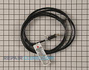 Power Cord - Part # 1822423 Mfg Part # 629-0236