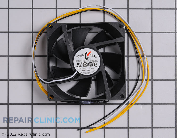 Fan Motor RF-2750-058     Alternate Product View