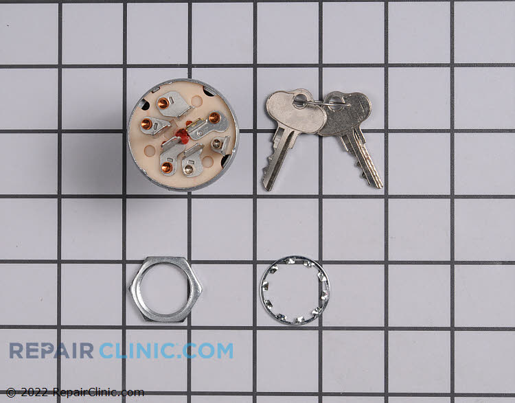 Ignition Switch 430-128 Alternate Product View