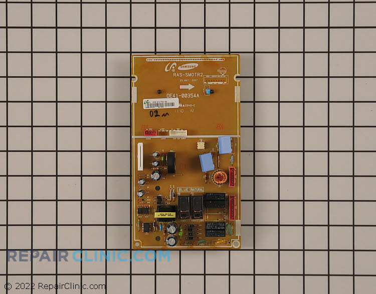 Power Supply Board RAS-SMOTR2-02   Alternate Product View