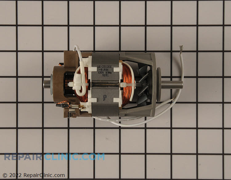 Fan Motor 54343-6 Alternate Product View