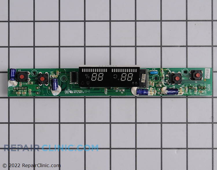 User Control and Display Board RF-5200-61      Alternate Product View