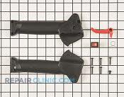 Throttle Control - Part # 1830525 Mfg Part # 753-04234