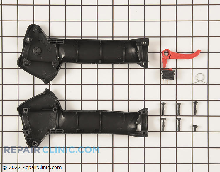 Throttle Control 753-04234 Alternate Product View