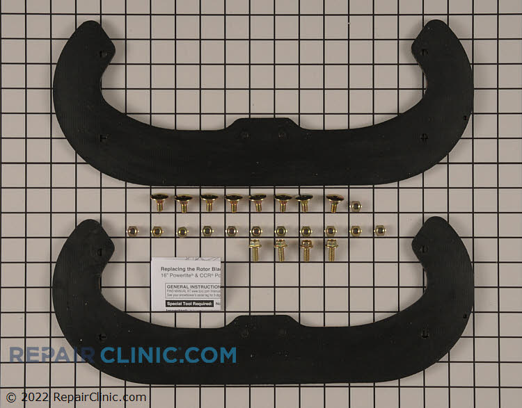 Auger Blade 38258           Alternate Product View