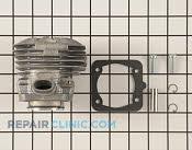 Cylinder Head - Part # 4312569 Mfg Part # 181-130-217