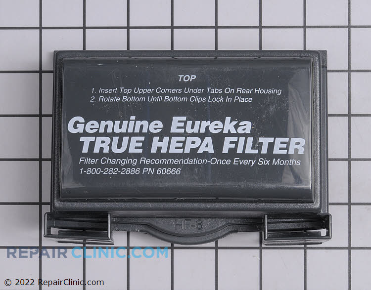 HEPA Filter 60666B Alternate Product View