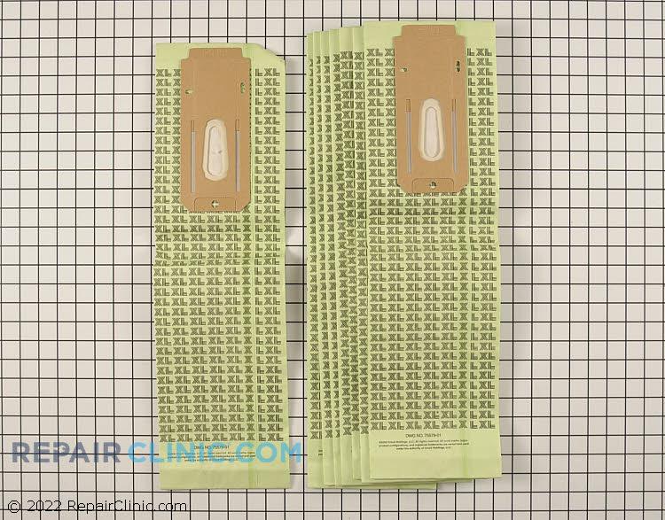 Vacuum Bag CCPK8DW Alternate Product View