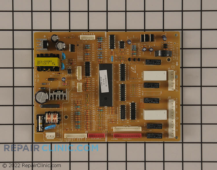 Main Control Board DA41-00396G Alternate Product View