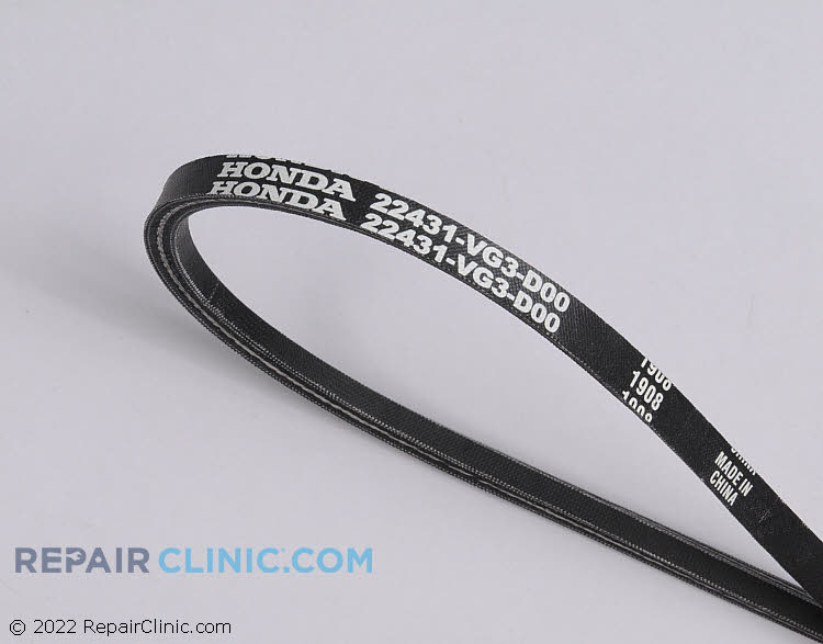 V-Belt 22431-VG3-D00 Alternate Product View