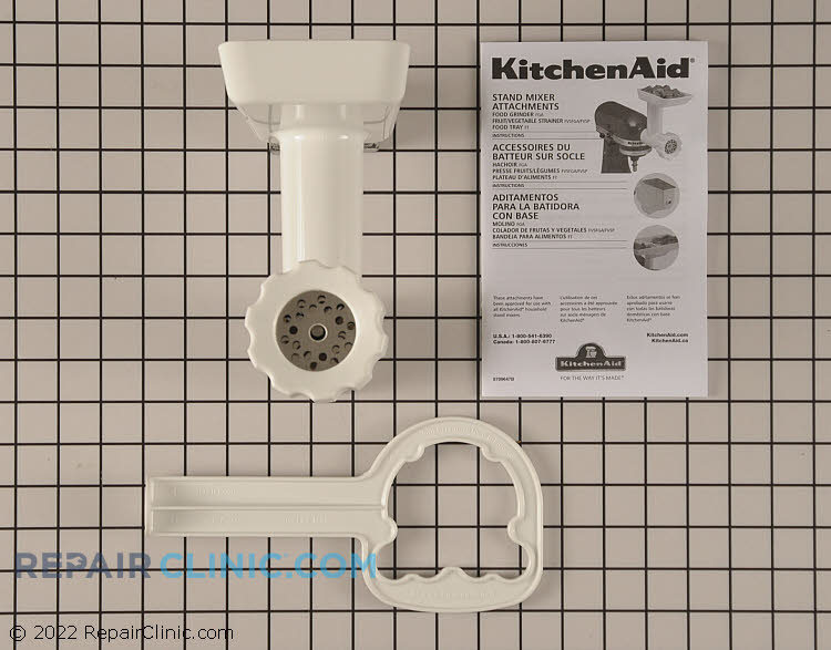 Pasta Maker and Food Grinder 4164768 Alternate Product View