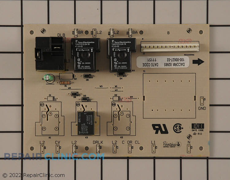 Relay Board 82985 Alternate Product View