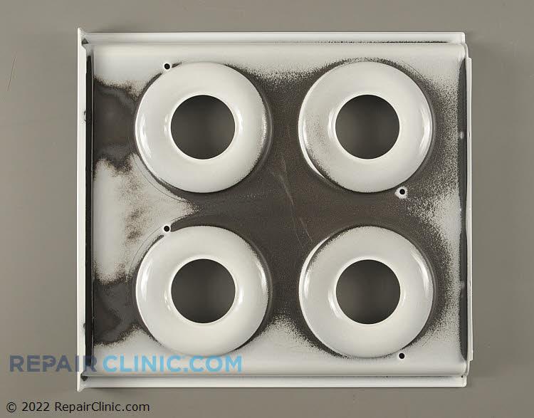 Metal Cooktop 5303285852 Alternate Product View