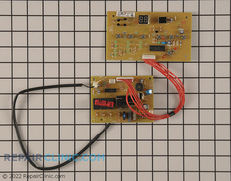 Temperature Control Board AC-5210-61 Alternate Product View