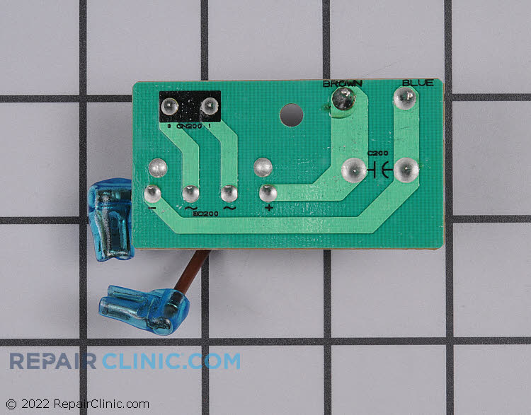 Power Supply Board EBR66044701 Alternate Product View