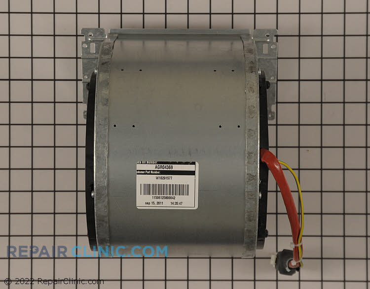 Vent Fan Motor AGR04369        Alternate Product View