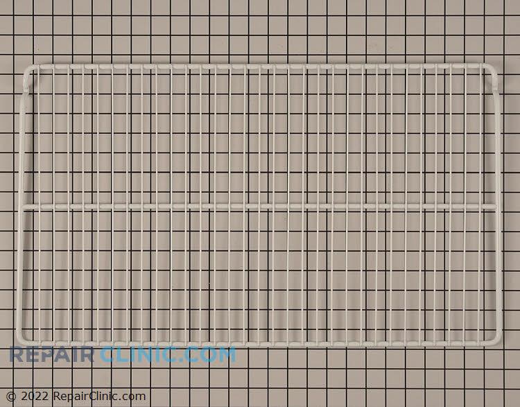 Shelf assembly, white wire