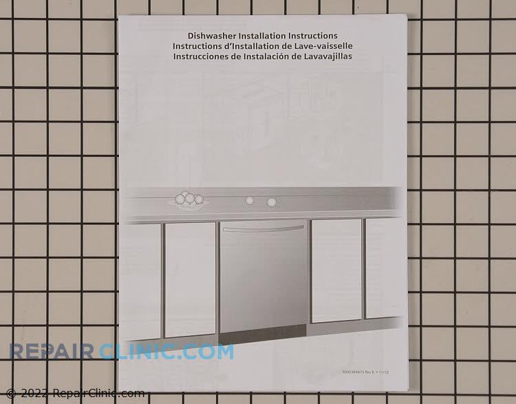 Installation Instructions 00563627 Repairclinic