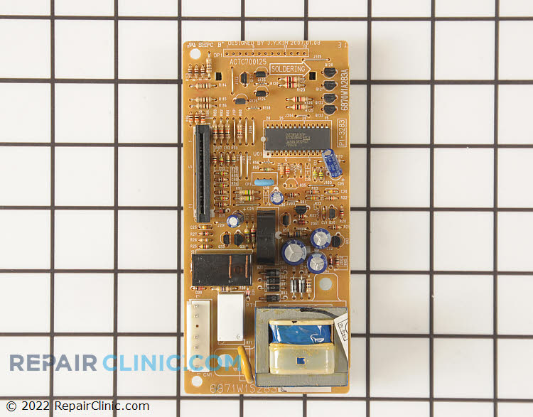 Main Control Board 6871W1S283C     Alternate Product View