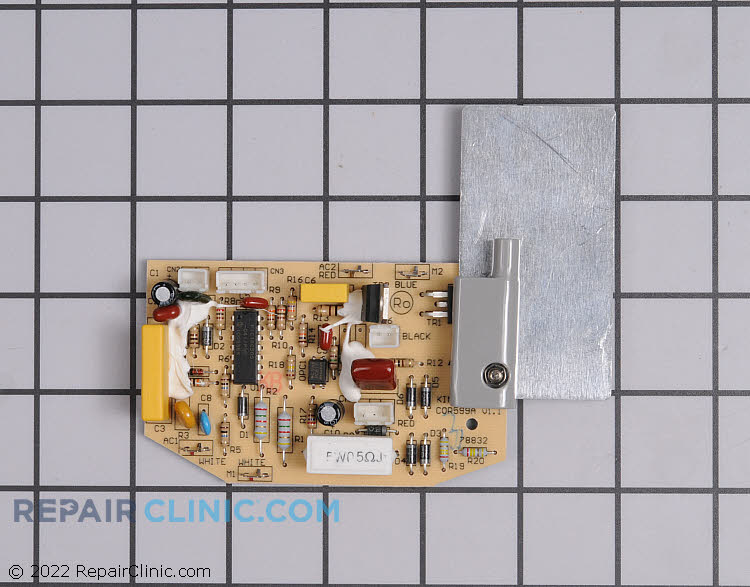 Main Control Board 78532A          Alternate Product View