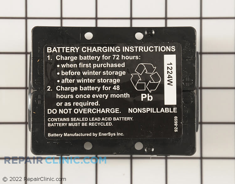 Battery 55-7520 Alternate Product View