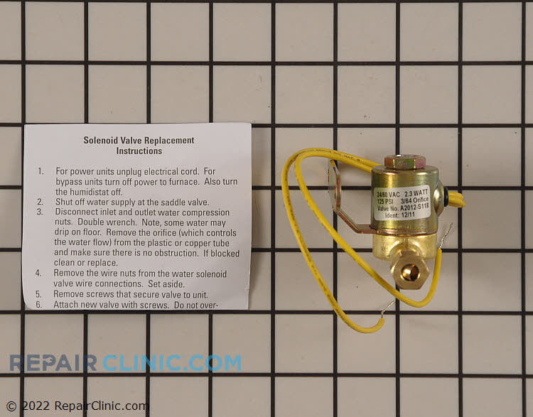 Water Inlet Valve 4040 Alternate Product View