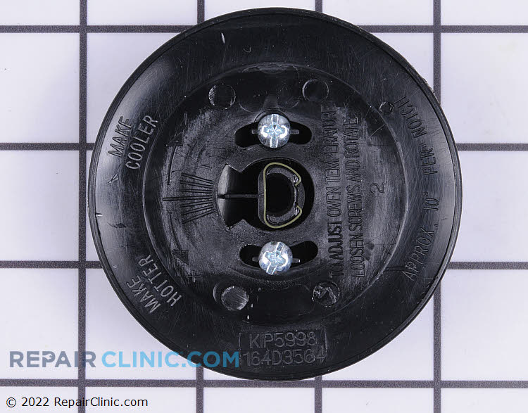 Thermostat Knob WB03K10205      Alternate Product View