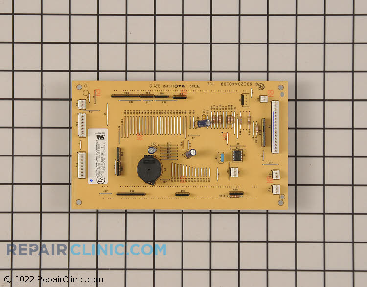 Oven Control Board 00486915 Alternate Product View