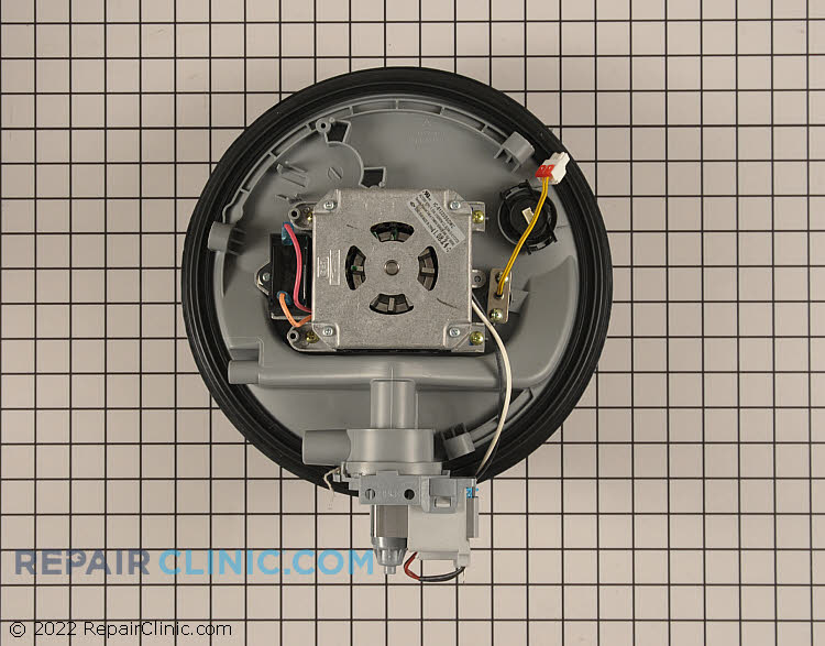 Pump and Motor Assembly DD97-00111C Alternate Product View