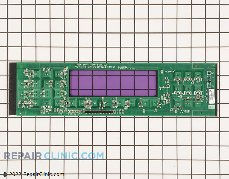 Touchpad WP9761566 Alternate Product View