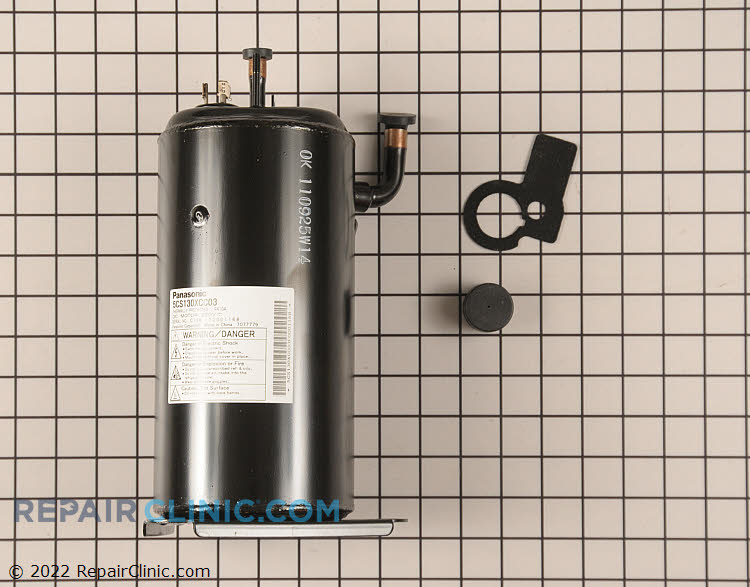 Compressor & Sealed System 5416A90024A     Alternate Product View