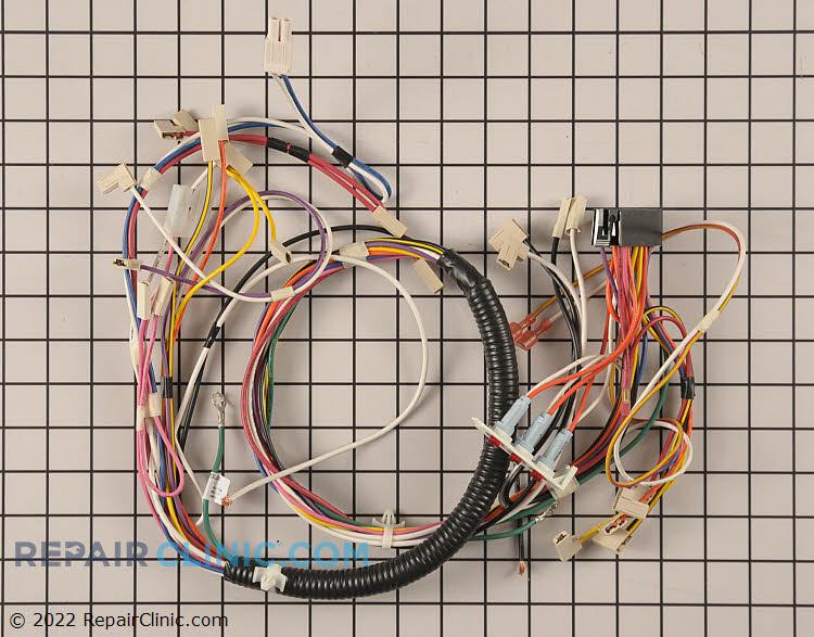 Dishwasher Wire Harness - 154646601