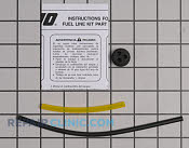 Fuel Line - Part # 4455003 Mfg Part # 90069Y