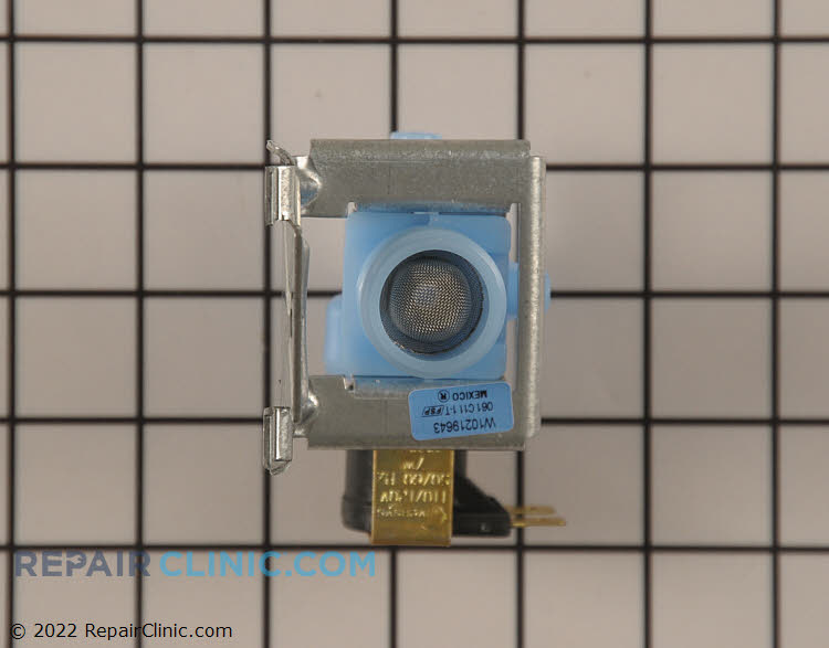 Water Inlet Valve W10844024 Alternate Product View