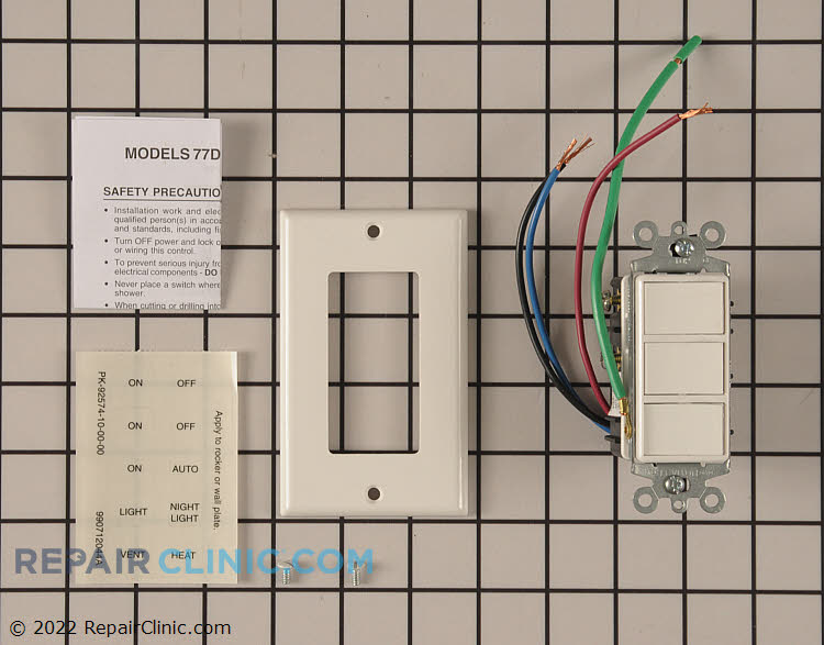 Switch Kit S77DW Alternate Product View