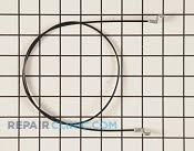 Clutch Cable - Part # 1851218 Mfg Part # 55-9322