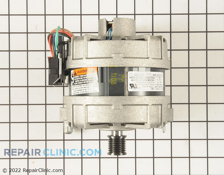 Drive Motor WP25001034 Alternate Product View