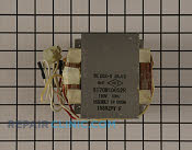 High Voltage Transformer - Part # 4443743 Mfg Part # WPW10275736