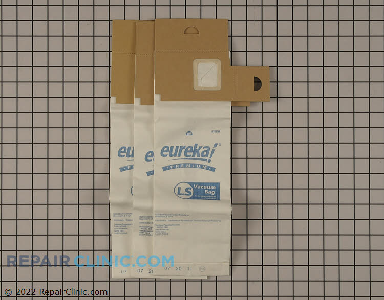 Vacuum Bag 61820B Alternate Product View